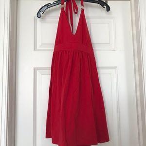 Victoria's Secret Halter Dress